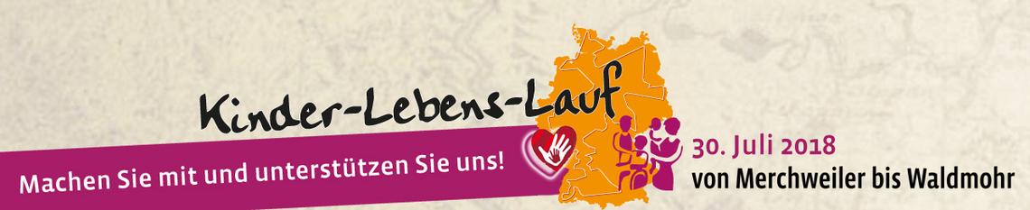 Kinder-Lebens-Lauf von Merchweiler bis Waldmohr